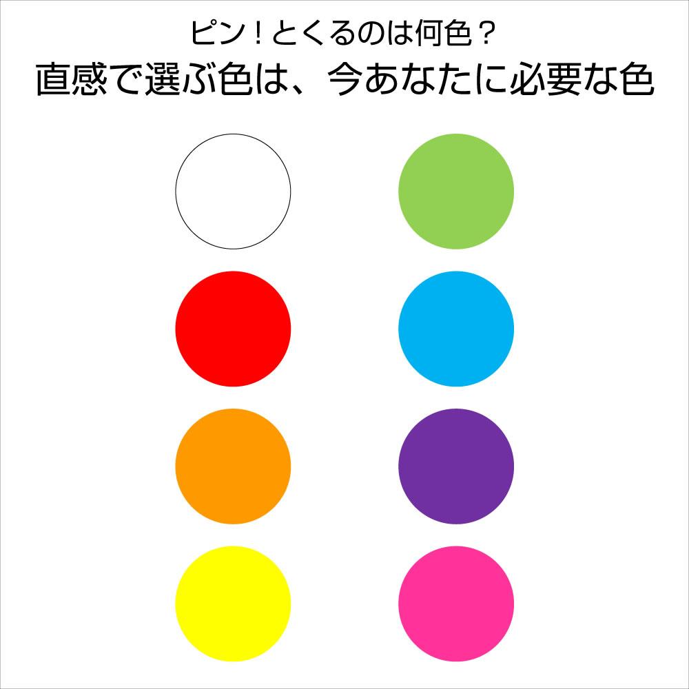 色彩とイメージ