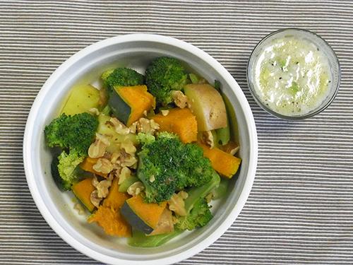 ビタミンたっぷり温野菜サラダ97